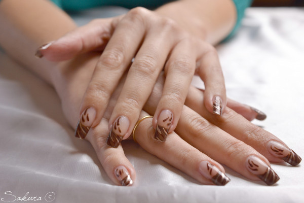 NAIL ART GOURMANDISE 2