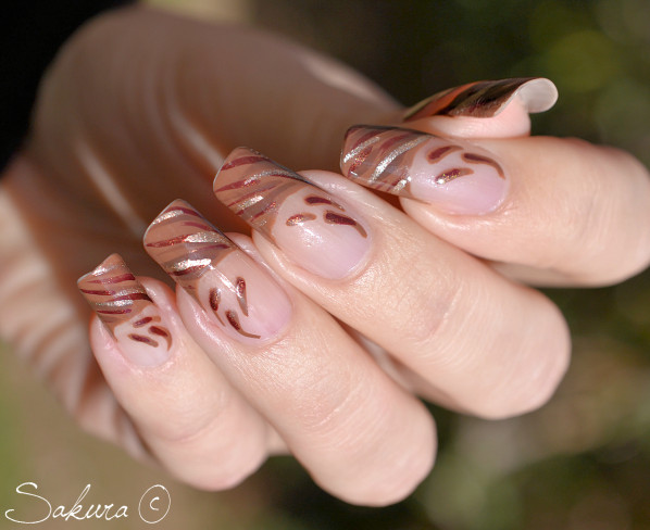 NAIL ART GOURMANDISE 7