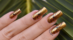 NAIL ART JAMES BOND CIBLE 7