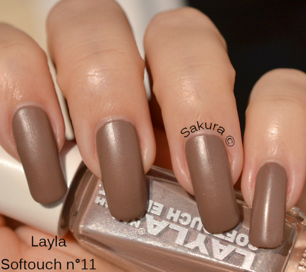 LAYLA SOFTOUCH N°11 6